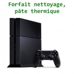 Nettoyage / remplacement...